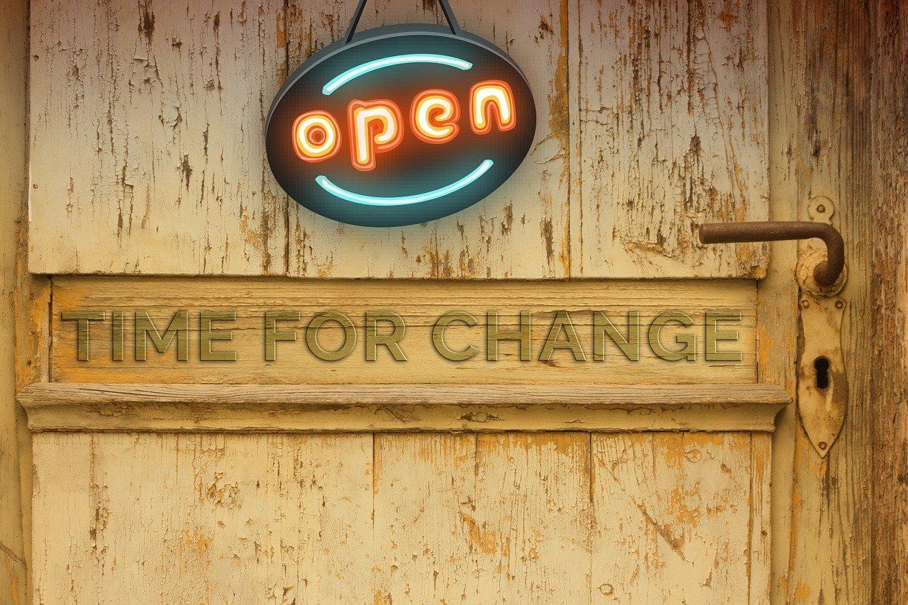 I passi del cambiamento