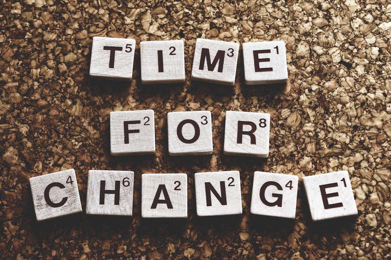 Le migliori frasi sul cambiamento